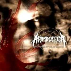 Abominattion - doutrine of false martyr (CD)