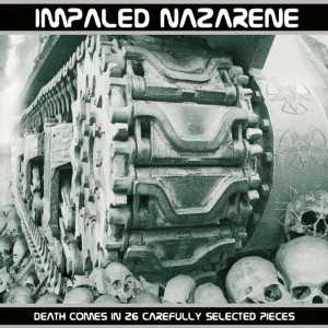 Impaled Nazarene - death comes in 26 carefully selected pieces (Digi-CD)