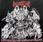 Paganfire - invoke false metals death's (black vinyl), LP
