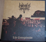 Horned Almighty - Live ersanguination (black vinyl), 10inch MLP