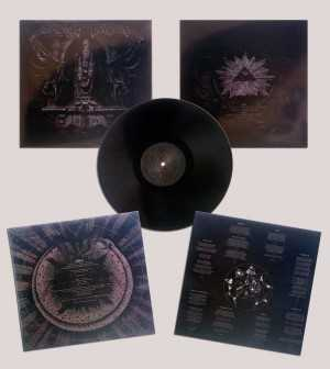 Hellborn - darkness (black vinyl, lim. 500), LP