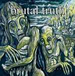 Brutal Truth - goodbye cruel world (black vinyl, lim. edition), 3-LP