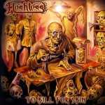 Fleshless - to kill for skin (CD)