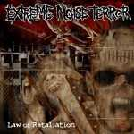 Extreme Noise Terror - law of retaliation (clear vinyl, lim. 150), LP