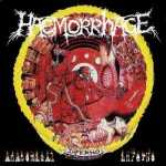 Haemorrhage - anatomical inferno / loathesongs (clear red vinyl, lim. 100)