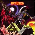 Accüsed - the return of martha splatterhead (black vinyl), LP