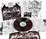 Bestial Mockery - slaying the life (clear red purple-black splatter vinyl), LP