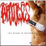 Waco Jesus - sex drugs & deathmetal (CD)