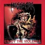 Massacra - enjoy the violence (black vinyl, lim. edition)