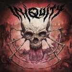 Iniquity - entering deception /Promo 93 (black vinyl, lim. edition), LP