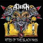 Acheron - rites of the black mass (orange-black splatter vinyl, lim. 100), LP