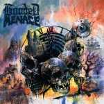 Hooded Menace - labyrinth of carrion breeze (black vinyl, lim. edition)