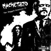 Machetazo - the maggot sessions part II (black vinyl), LP
