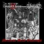 Protector / Ungod - merciless metal onslaught (black vinyl, lim. edition)