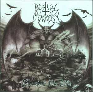 Bestial Mockery - slaying the life (CD)