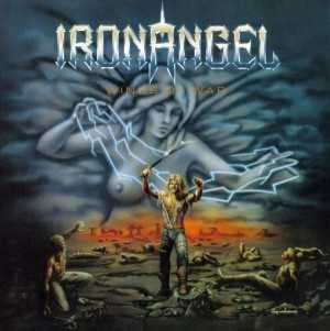 Iron Angel - winds of war (black vinyl, lim. edition)