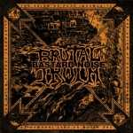 Brutal Truth / Bastard Noise - the axiom of post inhumanity (black vinyl)