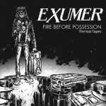 Exumer - fire before possession: the last tapes (white-black splatter vinyl, lim. 300)