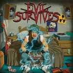 Evil Survives - metal vengeance (black vinyl, lim. edition) (LP)