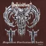 Inquisition - magnificent glorification of lucifer (CD)