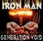 Iron Man - generation void (clear splatter vinyl, lim. edition)