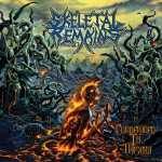 Skeletal Remains - condemned to misery (yellow-black marbled vinyl, lim. 200)