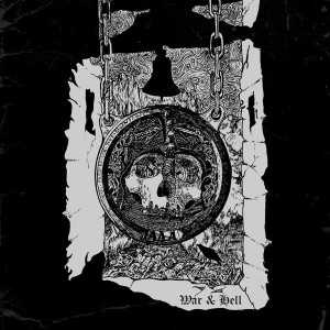 Körgull The Exterminator / Akerbeltz - war & hell (black vinyl, lim. 300), Split-LP