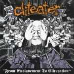 Cliteater - from enslavement to clitoration (CD)