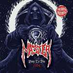 Master - pay to die - Live (solid white vinyl), EP