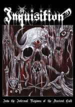 Inquisition - into the infernal regions of the ancient cult (A5 Digi CD)