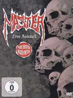 Master - Live assault (DVD)
