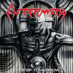 Aftermath - eyes of tomorrow (red-grey marbled vinyl), 2-LP