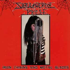 Slaughtered Priest - iron chains and metal blades (CD)