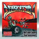 Defecation - intention surpassed (solid red vinyl, lim. 500), LP