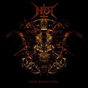 Infest - cold blood war (black vinyl), LP