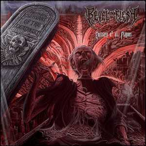 Revel In Flesh - emissary of all plagues (CD)