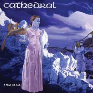 Cathedral - a new ice age (solid blue vinyl, lim. 250), MLP