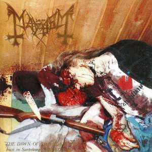 Mayhem - the dawn of the black hearts (Digi CD)
