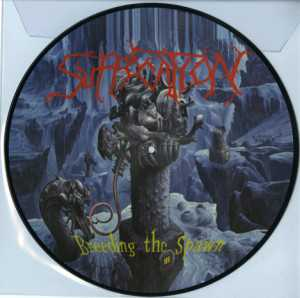 Suffocation - breeding the spawn (Pic-LP, lim. 250)