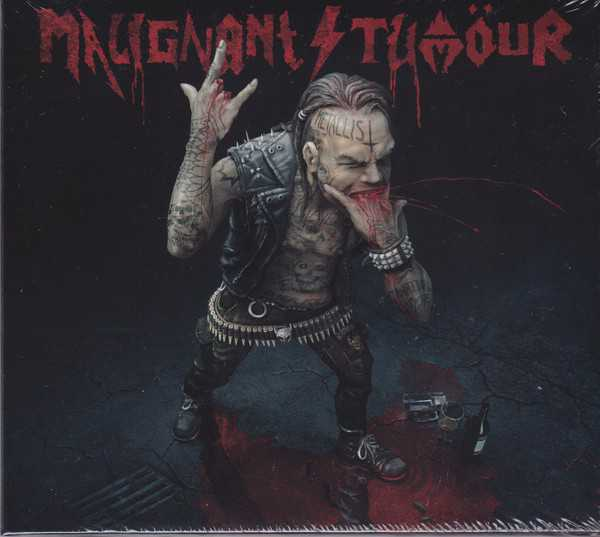 Malignant Tumour - the metallist (Digi CD)