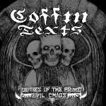 Coffin Texts - deities of the prime evil chaos (black vinyl, lim. 300), 10inch MLP