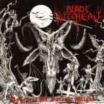 Black Witchery - upheaval of satanic might (black vinyl), LP