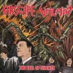 Farscape / Violator - the fall of silence (black vinyl), Split-EP