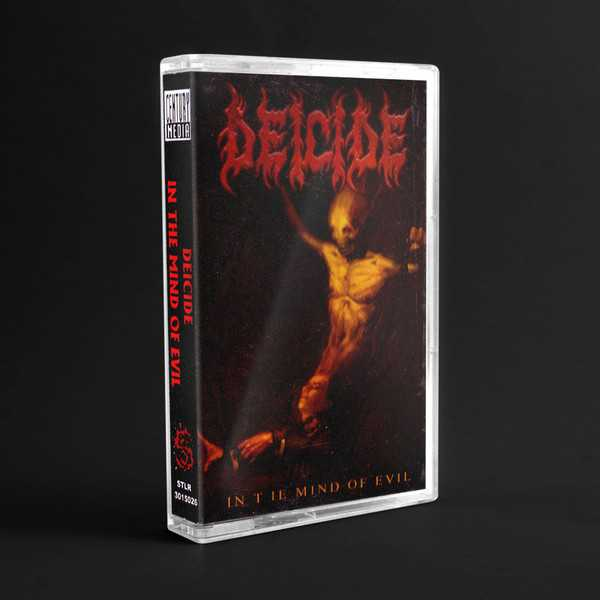 Deicide - in the minds of evil (cassette tape)