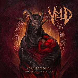 Veld - daemonic: the art of dantalian (black vinyl, lim. 400), LP