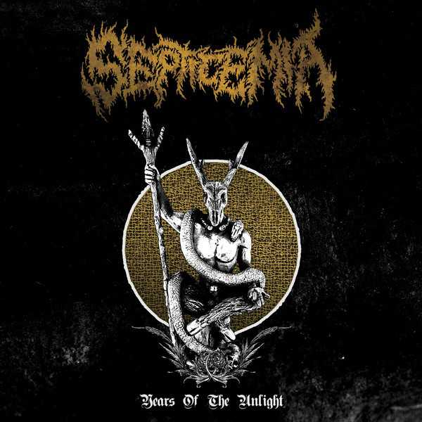 Septicemia - years of the unlight (CD)