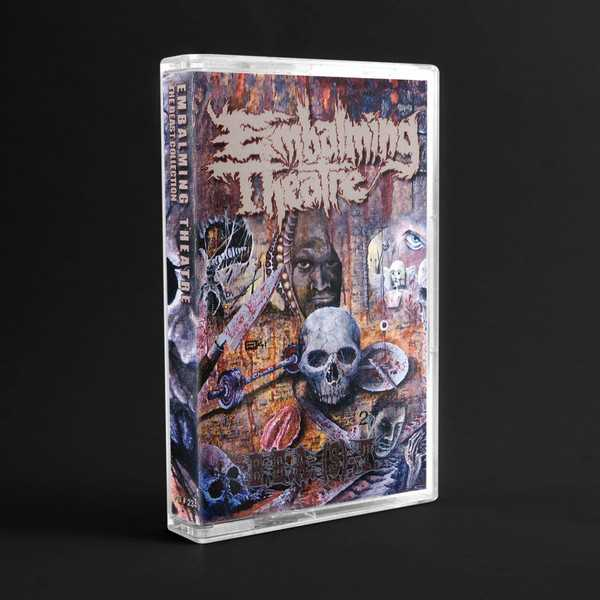 Embalming Theatre - the beast collection (cassette tape)
