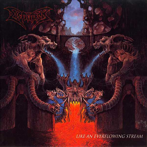 Dismember - like an ever flowing stream / indecent & obscene (CD)