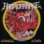 Haemorrhage - anatomical inferno (CD)