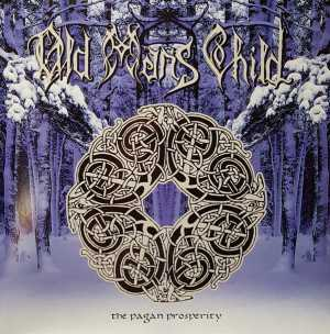 Old Man's Child - the pagan prosperity (blue - silver swirl vinyl, lim. 500), LP